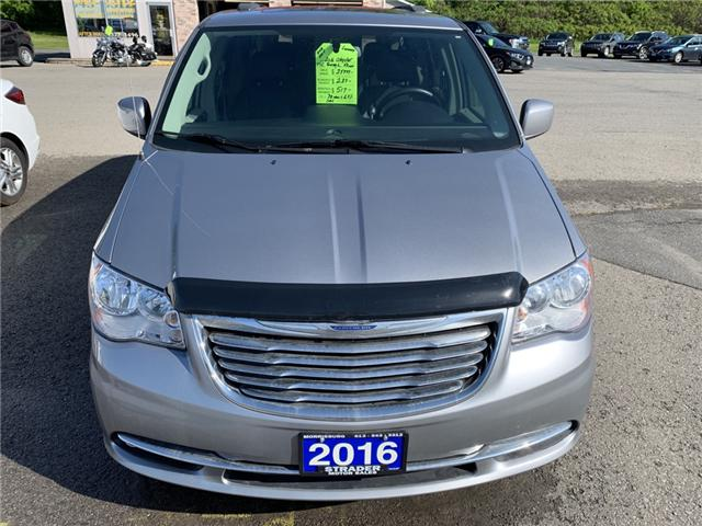 2016 Chrysler Town & Country Touring-L (Stk: svg21) in Morrisburg - Image 1 of 6