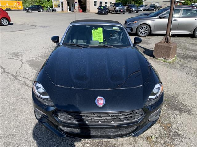 2017 Fiat 124 Spider Lusso (Stk: svg22) in Morrisburg - Image 1 of 4