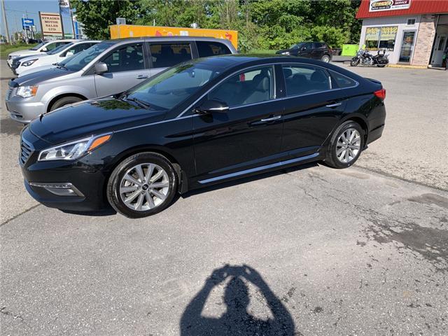 2016 Hyundai Sonata Limited (Stk: svg22) in Morrisburg - Image 2 of 7