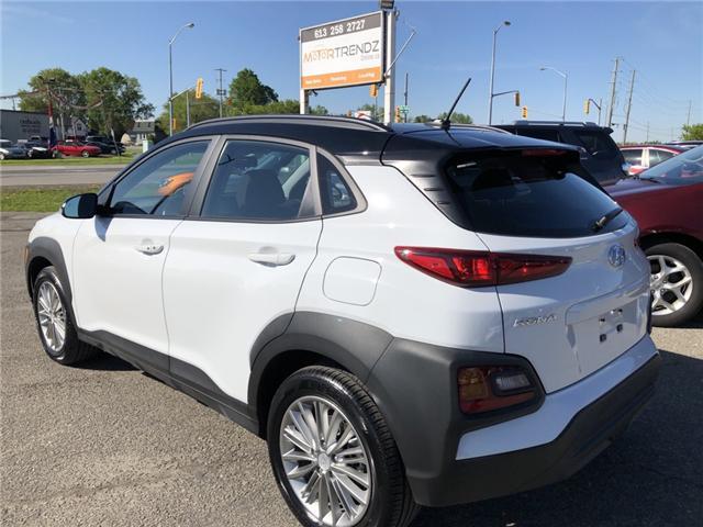 2019 Hyundai KONA 2.0L Preferred (Stk: -) in Kemptville - Image 3 of 30