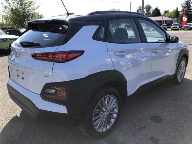 2019 Hyundai KONA 2.0L Preferred (Stk: -) in Kemptville - Image 5 of 30