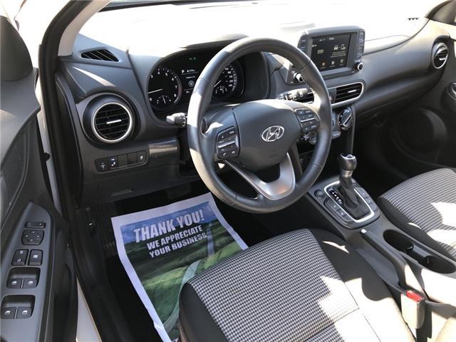 2019 Hyundai KONA 2.0L Preferred (Stk: -) in Kemptville - Image 7 of 30