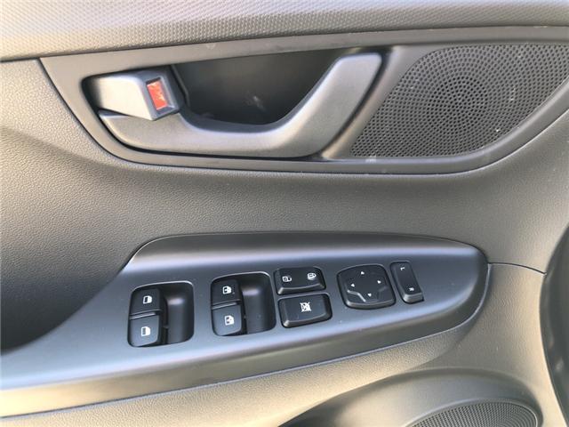 2019 Hyundai KONA 2.0L Preferred (Stk: -) in Kemptville - Image 8 of 30