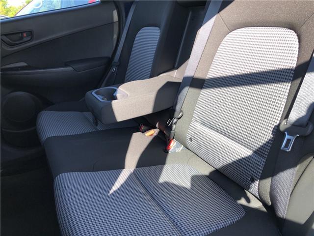 2019 Hyundai KONA 2.0L Preferred (Stk: -) in Kemptville - Image 9 of 30