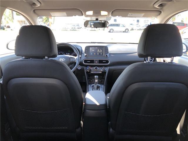 2019 Hyundai KONA 2.0L Preferred (Stk: -) in Kemptville - Image 11 of 30