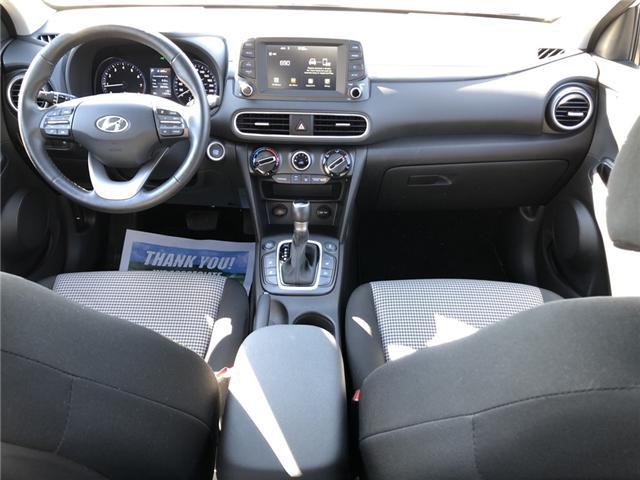 2019 Hyundai KONA 2.0L Preferred (Stk: -) in Kemptville - Image 12 of 30