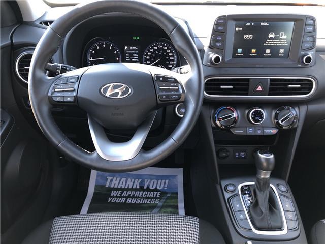 2019 Hyundai KONA 2.0L Preferred (Stk: -) in Kemptville - Image 13 of 30