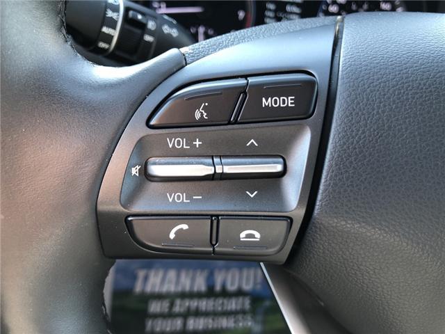2019 Hyundai KONA 2.0L Preferred (Stk: -) in Kemptville - Image 17 of 30