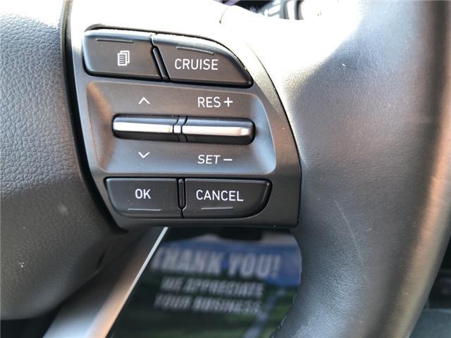 2019 Hyundai KONA 2.0L Preferred (Stk: -) in Kemptville - Image 18 of 30