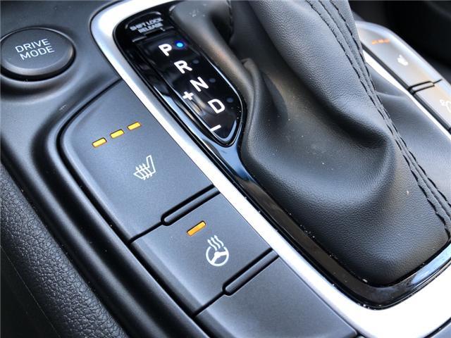 2019 Hyundai KONA 2.0L Preferred (Stk: -) in Kemptville - Image 23 of 30