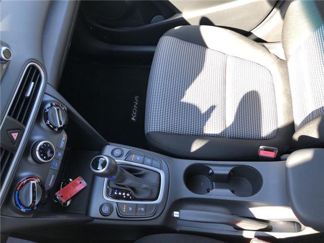 2019 Hyundai KONA 2.0L Preferred (Stk: -) in Kemptville - Image 25 of 30