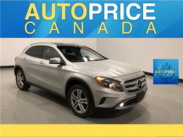 2015 Mercedes-Benz GLA-Class Base (Stk: F0378) in Mississauga - Image 1 of 24