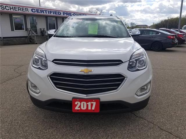 2017 Chevrolet Equinox Premier (Stk: 590350) in Kitchener - Image 2 of 9
