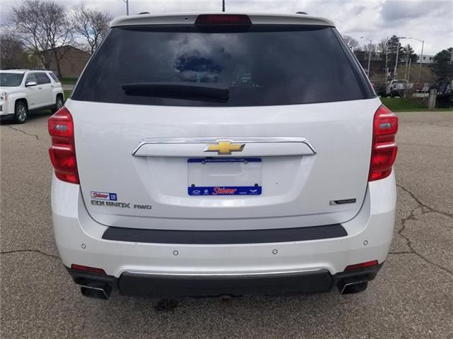 2017 Chevrolet Equinox Premier (Stk: 590350) in Kitchener - Image 4 of 9