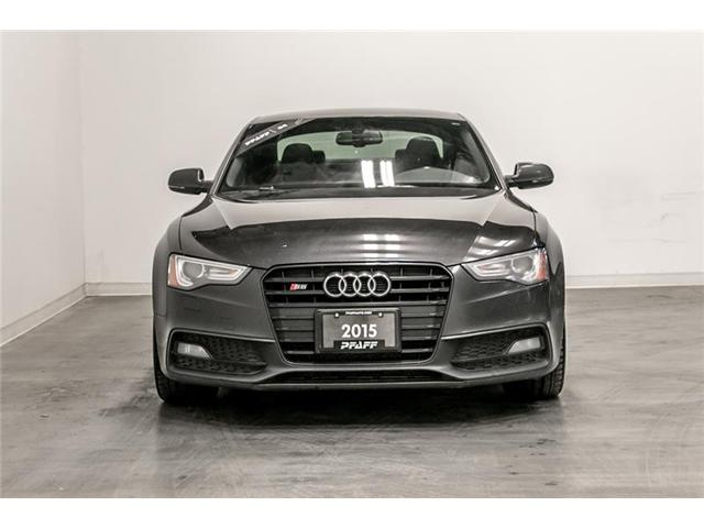 2015 Audi S5 3.0T Technik (Stk: T16134A) in Woodbridge - Image 2 of 22