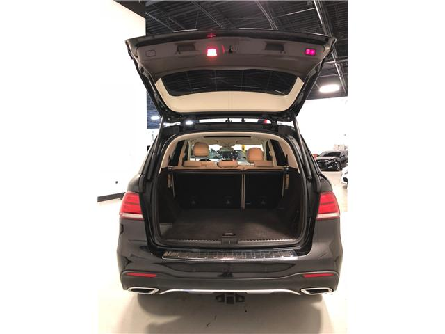2016 Mercedes-Benz GLE-Class Base (Stk: J0376) in Mississauga - Image 8 of 30