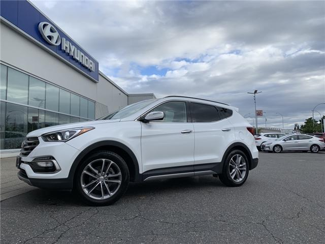 2017 Hyundai Santa Fe Sport 2.0T Limited (Stk: H99-7422A) in Chilliwack - Image 1 of 12