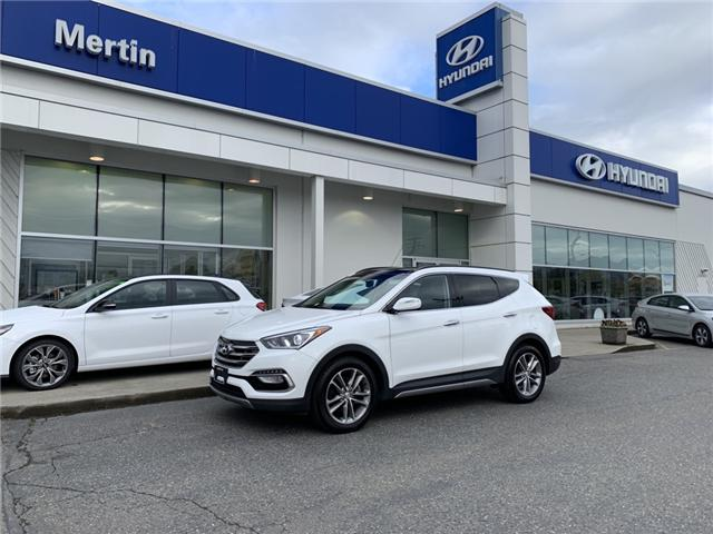 2017 Hyundai Santa Fe Sport 2.0T Limited (Stk: H99-7422A) in Chilliwack - Image 2 of 12