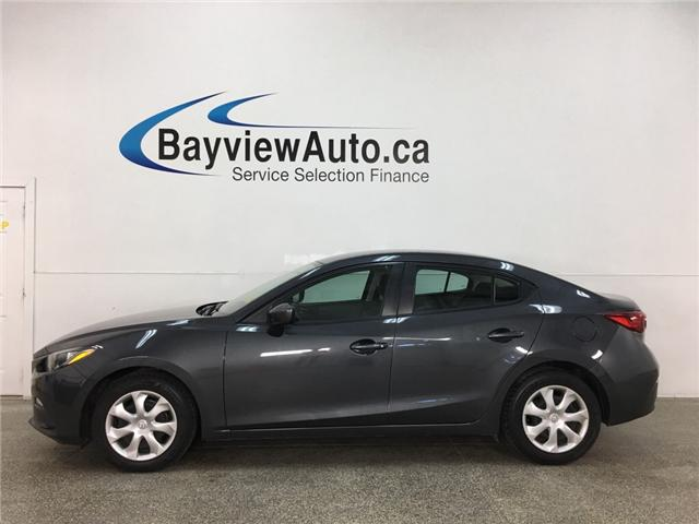 2015 Mazda Mazda3 GX (Stk: 34781W) in Belleville - Image 1 of 23