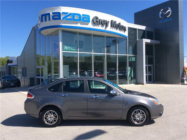 2011 Ford Focus SE (Stk: 19043A) in Owen Sound - Image 1 of 18