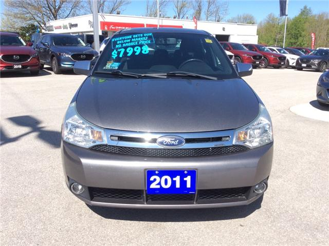 2011 Ford Focus SE (Stk: 19043A) in Owen Sound - Image 3 of 18