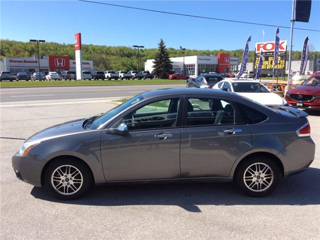 2011 Ford Focus SE (Stk: 19043A) in Owen Sound - Image 5 of 18