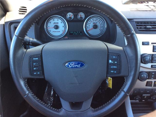 2011 Ford Focus SE (Stk: 19043A) in Owen Sound - Image 11 of 18