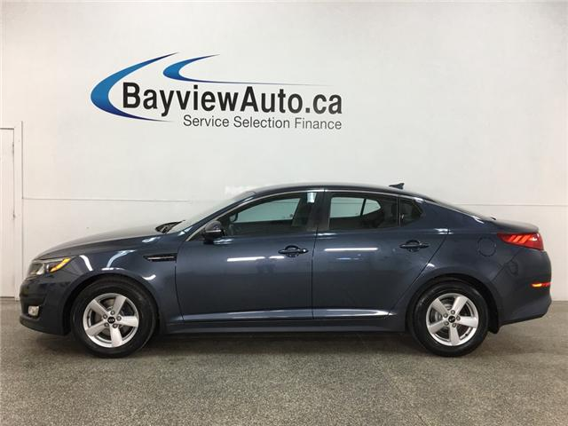 2015 Kia Optima LX (Stk: 34959J) in Belleville - Image 1 of 27