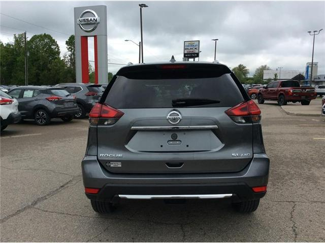 2017 Nissan Rogue SL Platinum (Stk: 19-199A) in Smiths Falls - Image 2 of 13