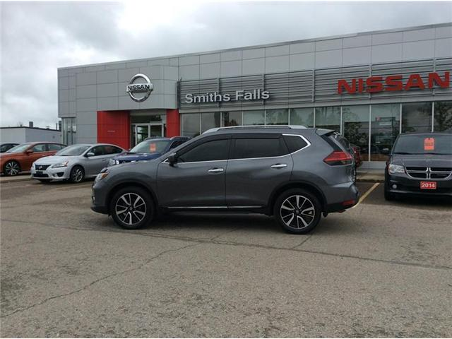 2017 Nissan Rogue SL Platinum (Stk: 19-199A) in Smiths Falls - Image 3 of 13