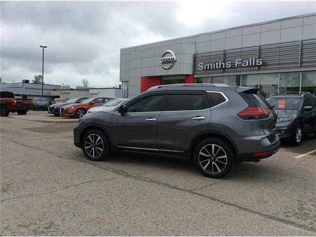 2017 Nissan Rogue SL Platinum (Stk: 19-199A) in Smiths Falls - Image 4 of 13