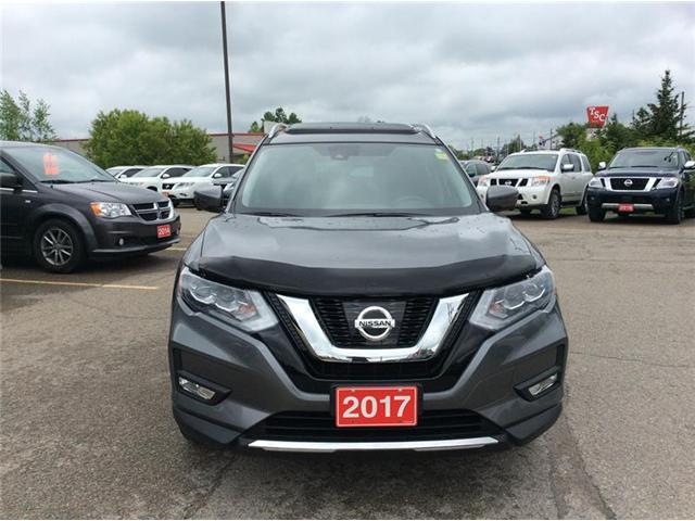 2017 Nissan Rogue SL Platinum (Stk: 19-199A) in Smiths Falls - Image 5 of 13