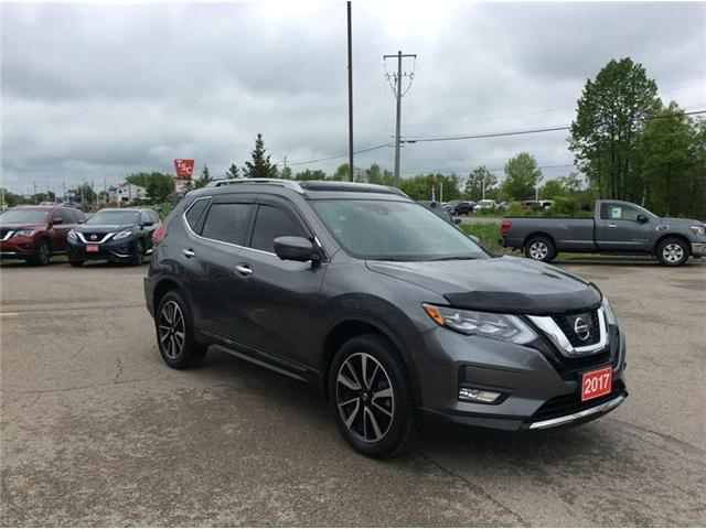 2017 Nissan Rogue SL Platinum (Stk: 19-199A) in Smiths Falls - Image 11 of 13