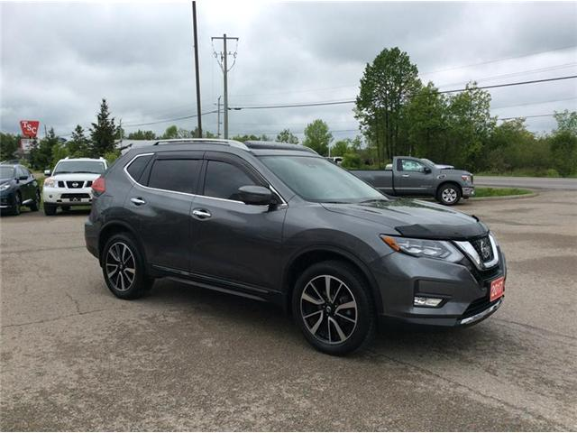 2017 Nissan Rogue SL Platinum (Stk: 19-199A) in Smiths Falls - Image 12 of 13