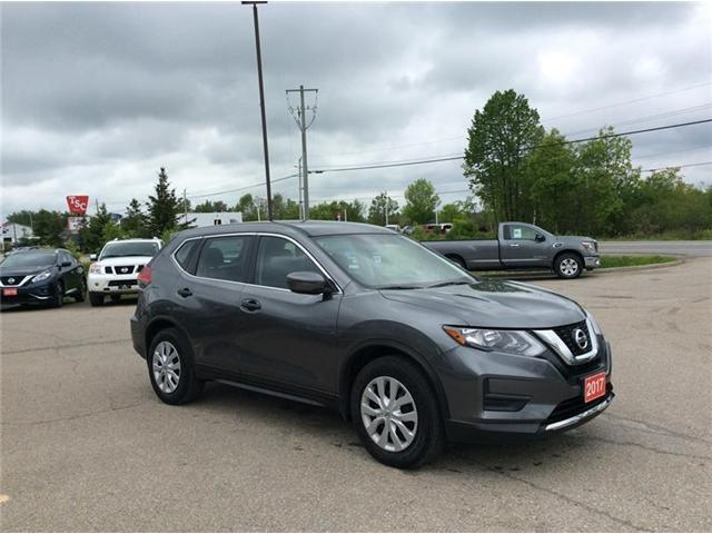 2017 Nissan Rogue S (Stk: P1994) in Smiths Falls - Image 5 of 22