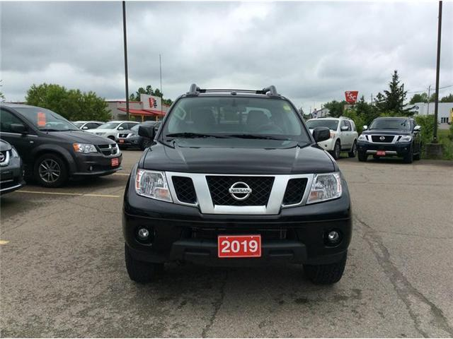 2019 Nissan Frontier PRO-4X (Stk: P1995) in Smiths Falls - Image 6 of 12