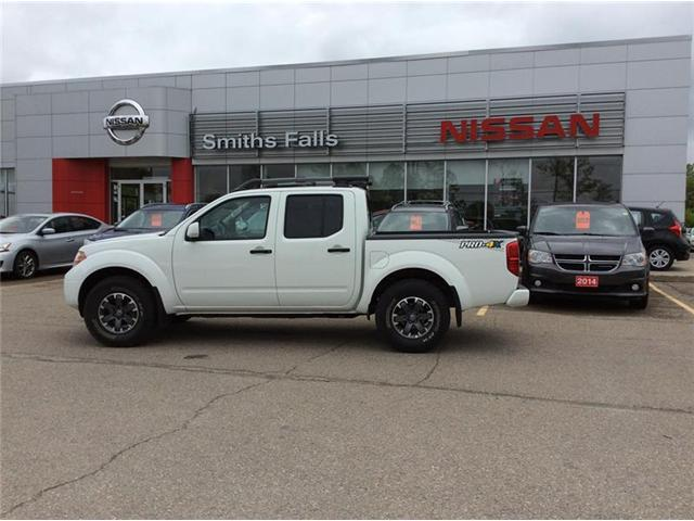 2019 Nissan Frontier PRO-4X (Stk: P1996) in Smiths Falls - Image 1 of 12