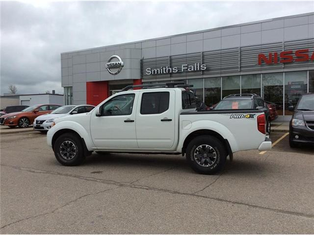 2019 Nissan Frontier PRO-4X (Stk: P1996) in Smiths Falls - Image 2 of 12