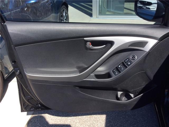 2015 Hyundai Elantra GL (Stk: 19066A) in Owen Sound - Image 9 of 16