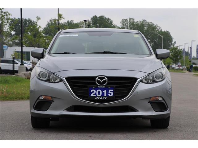 2015 Mazda Mazda3 Sport GX (Stk: MA1686) in London - Image 3 of 21