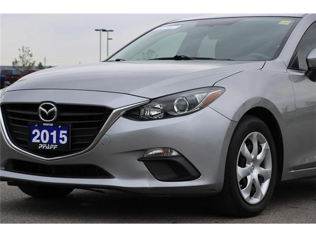 2015 Mazda Mazda3 Sport GX (Stk: MA1686) in London - Image 4 of 21
