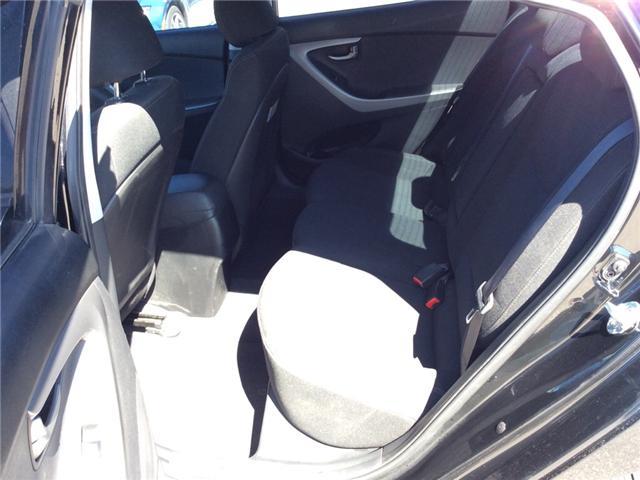 2015 Hyundai Elantra GL (Stk: 19066A) in Owen Sound - Image 14 of 16
