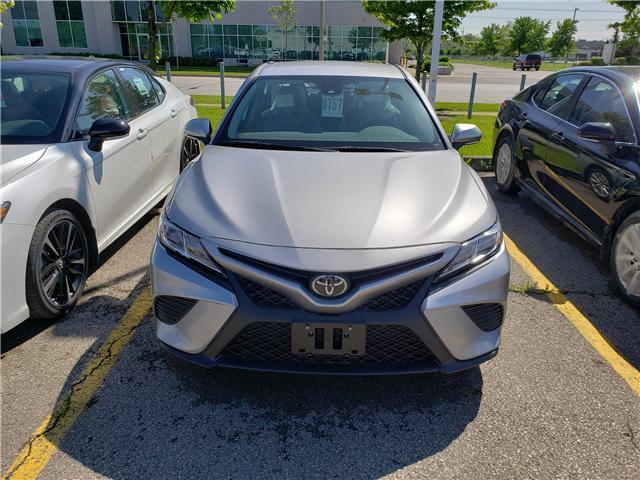 2019 Toyota Camry SE (Stk: 9-757) in Etobicoke - Image 3 of 12