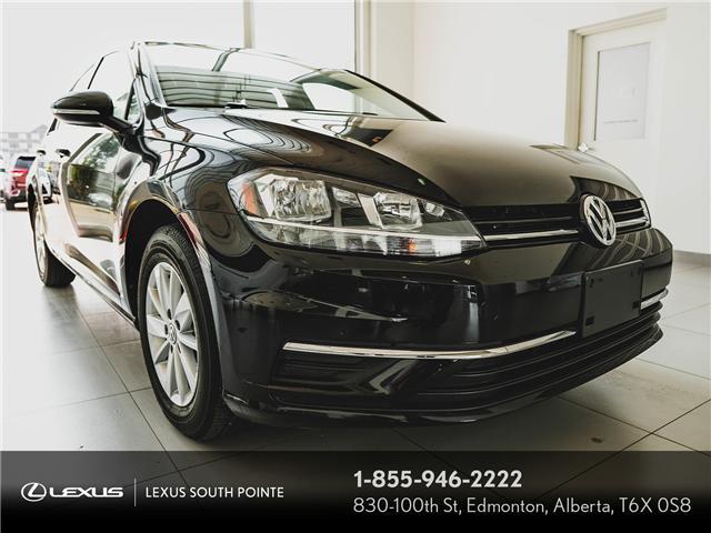 2018 Volkswagen Golf 1.8 TSI Trendline (Stk: L900091A) in Edmonton - Image 1 of 17