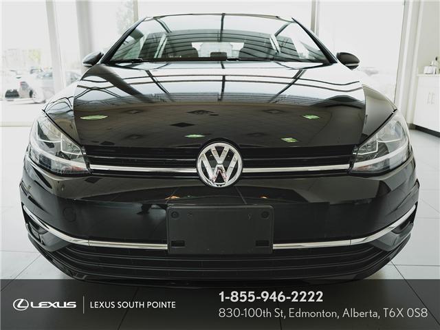 2018 Volkswagen Golf 1.8 TSI Trendline (Stk: L900091A) in Edmonton - Image 2 of 17