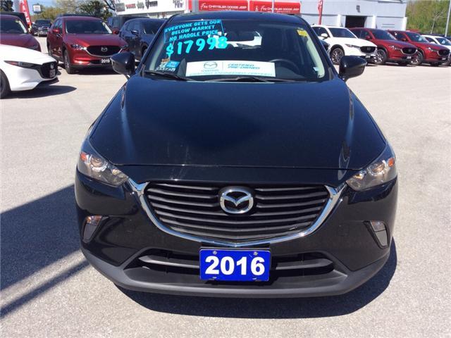 2016 Mazda CX-3 GS (Stk: 03348P) in Owen Sound - Image 3 of 17