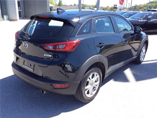 2016 Mazda CX-3 GS (Stk: 03348P) in Owen Sound - Image 8 of 17
