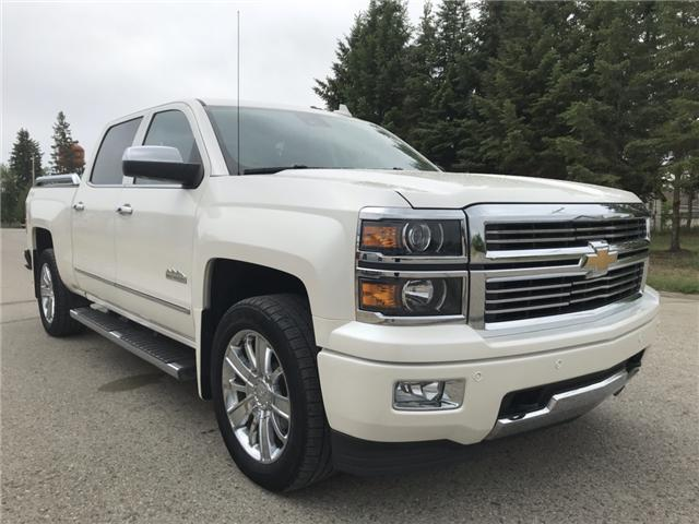 2015 Chevrolet Silverado 1500 High Country 3GCUKTEC2FG196883 T19-80A in Nipawin