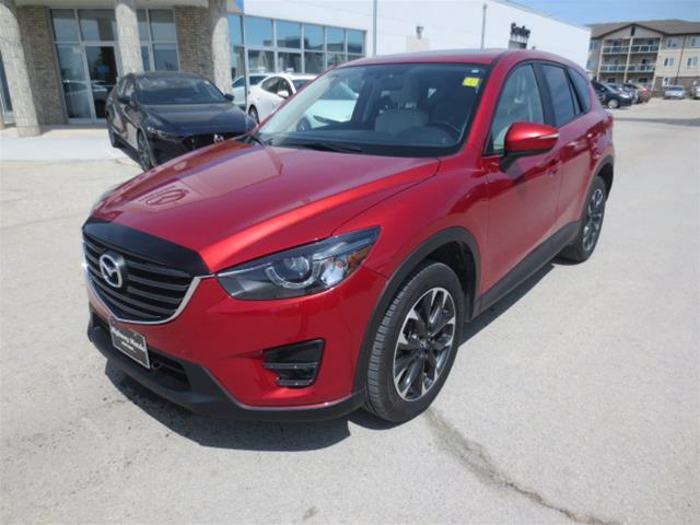 2016 Mazda CX-5 GT (Stk: M19099A) in Steinbach - Image 1 of 22