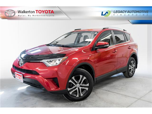 2016 Toyota RAV4 LE (Stk: 19257A) in Walkerton - Image 1 of 18